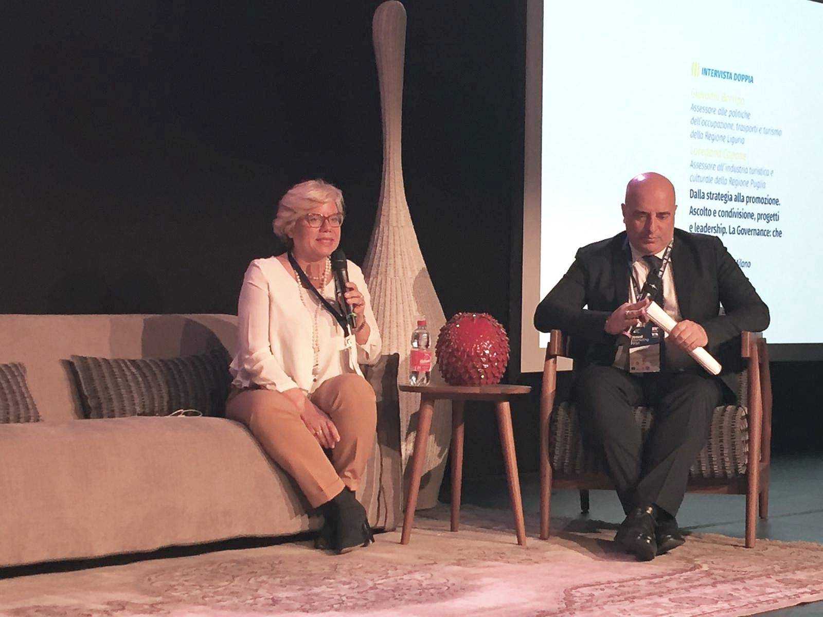 La Puglia al Travel Marketing Days di Genova