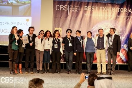 La Puglia all'ITB di Berlino premiata con il Best Exhibitor Award e il Columbus Prize
