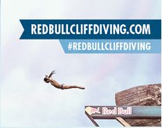 Il Red Bull Cliff Diving ritorna in Puglia per l'unica tappa italiana del campionato