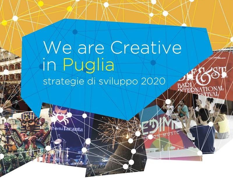 We are creative in Puglia